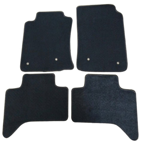 05-10 Toyota Tacoma 2Dr 3Dr 4Drr Car Floor Mats Front Rear Nylon