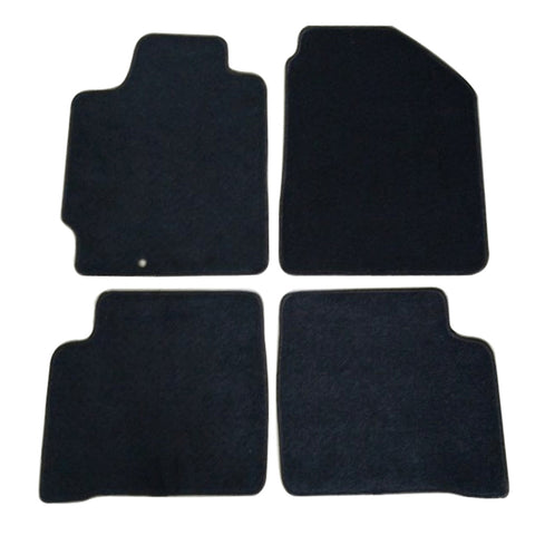 02-06 Nissan Altima Car Floor Mat Front & Rear Nylon