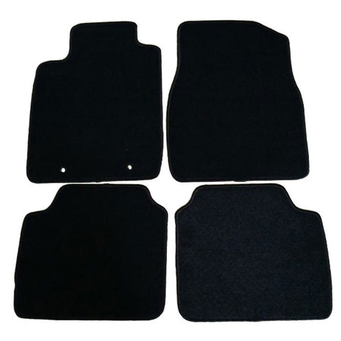 02-06 Lexus ES300 ES330 4Dr Car Floor Mats Front Rear Nylon