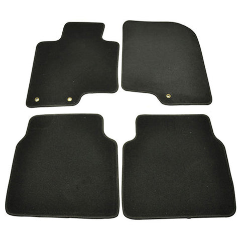 10-12 Hyundai Sonata Car Floor Mats Front Rear Nylon