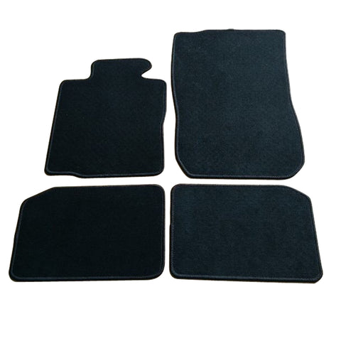10-14 Mini Cooper Countryman OE Fitment Car Floor Mats Front Rear Nylon