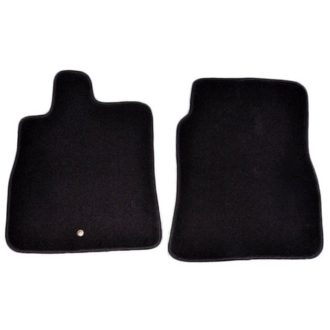 06-12 Mitsubishi Eclipse Car Floor Mats Front & Rear Nylon