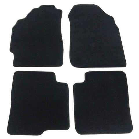 02-06 Nissan Altima Car Floor Mats Front Rear Nylon