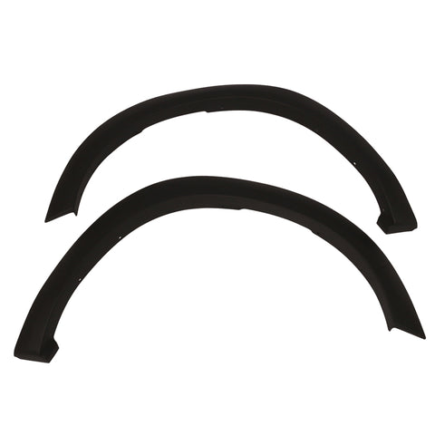 09-18 Dodge Ram 1500 OE Factory Style Fender Flares Black PP Injection