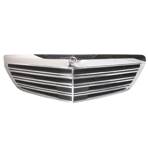 07-13 Mercedes Benz W221 S Class Front  Grille Chrome AMG Style