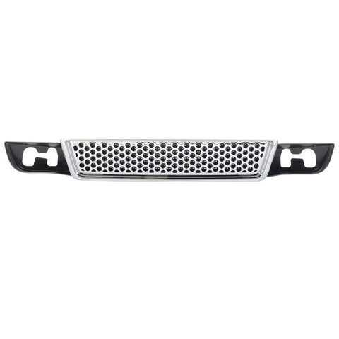 07-12 GMC Yukon Denali Style Front Hood Lower Grille - ABS