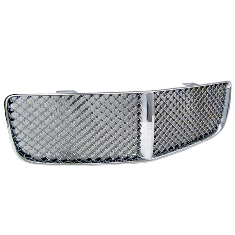 05-10 Dodge Charger Chrome Mesh Front Hood Grille