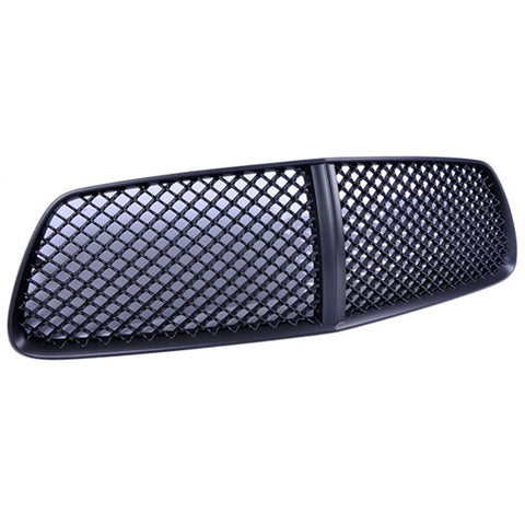11-14 Dodge Charger Front Grille Bentley Style Black