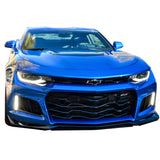 16- Chevy Camaro Front Upper Grille ZL1 Style