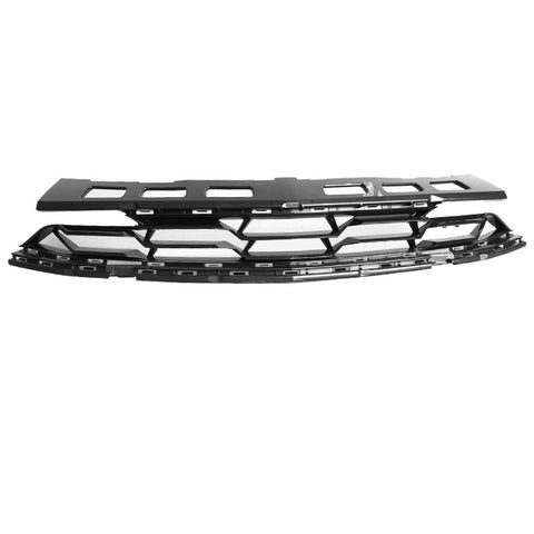 19-21 Chevy Camaro SS Style Front Bumper Upper Grille Guard ABS