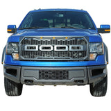 09-14 Ford F150 New Raptor Style Front Bumper Grille