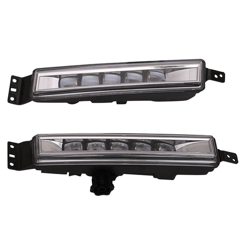 16-17 Honda Accord Sedan Coupe 2DR 4DR OE Style LED Fog Light Lamp