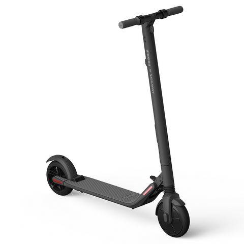 Segway Ninebot ES2 KickScooter with High-Performance 700W Foldable and Portable Self-Balancing Electric Scooter with LED Lightings & Mobile App Connectivity, 15.5 MPH Top Speed