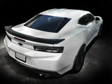 16 Up Chevy Camaro Canstyle Rear Window Louvers Cán style