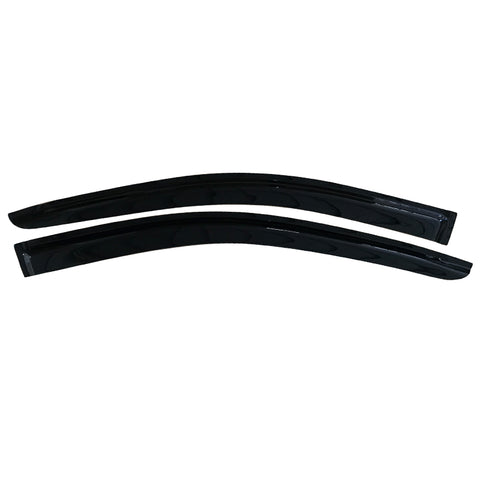 08-16 Grand Caravan Chrysler Town & Country Acrylic Window Visors