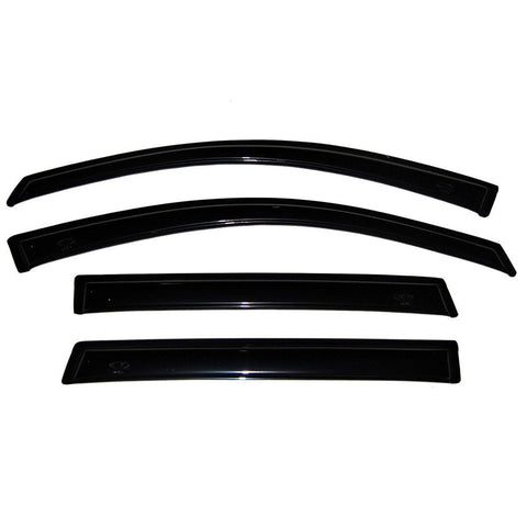 04-10 Dodge Durango Window Visors Rain Vent Shade