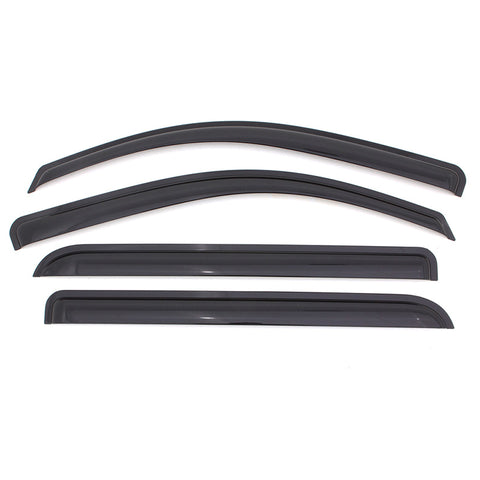 11-17 Dodge Durango Tape On Window Visors
