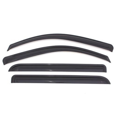 00-01 Nissan Altima Window Visor Guards Vents Shade Cover 4Pcs Set