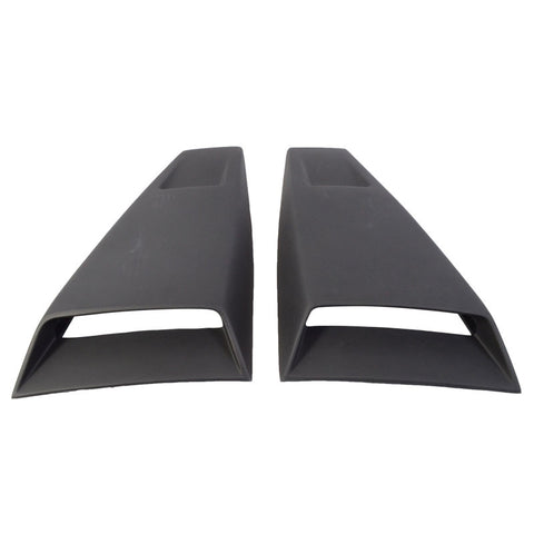 05-14 Ford Mustang Side Window Louvers Eleanor Style