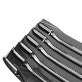 16-20 Chevy Camaro IK Style Rear Window Louvers Cover Sun Shade - CFL