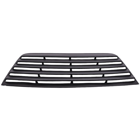 08-16 Dodge Challenger Window Louver Rear Cover