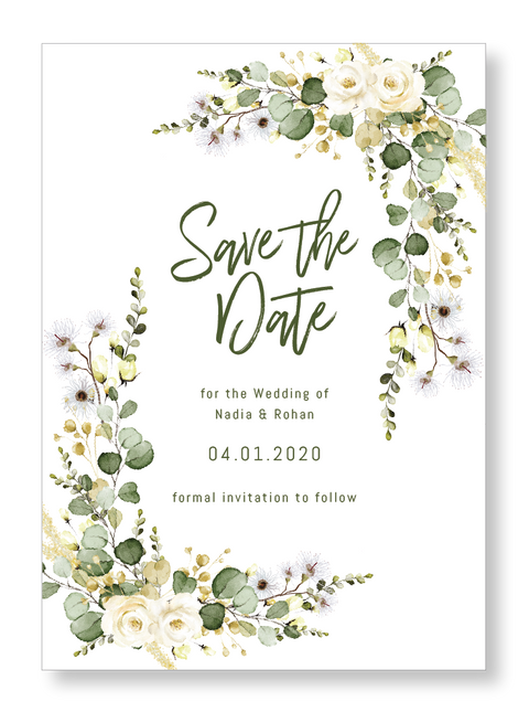 Australiana Save the Date