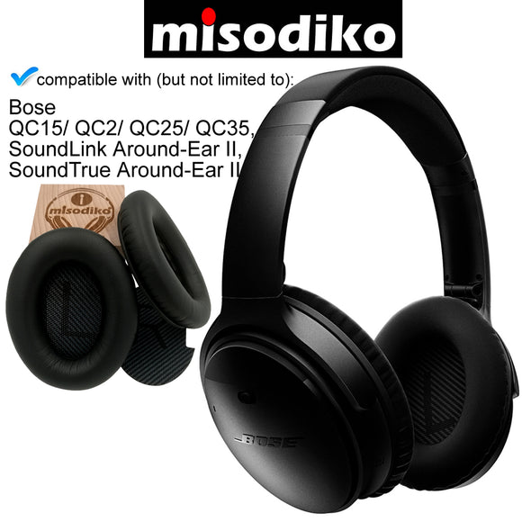 Ear Cushions for Bose – misodiko