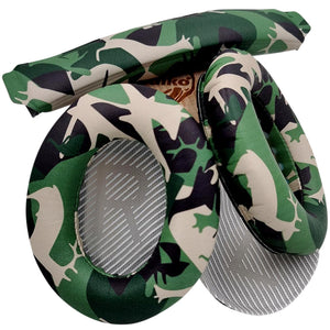 misodiko Replacement Headband Cushion and Ear Pads - for Bose Quiet Comfort 35 (QC35) and QuietComfort 35 II (QC35 II) Headphones, Repair Parts Headband and Earpads with Mats (Camo)