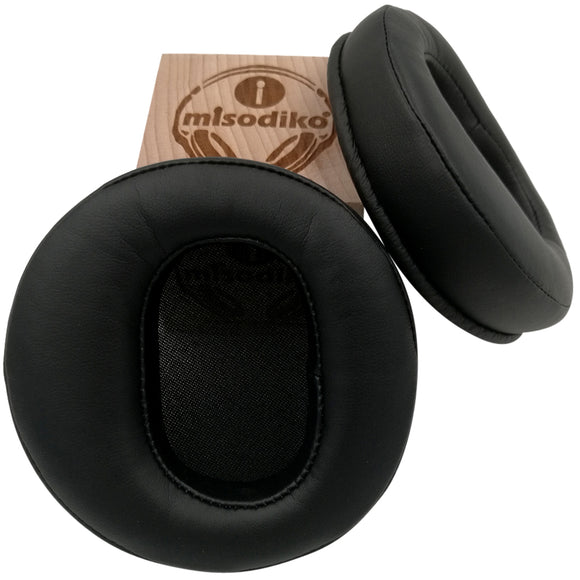 misodiko Replacement Ear Pads Cushions Kit - for Denon AH-D2000 AH-D5000 AH-D7000 Over-Ear | Headphones Repair Parts Earpads
