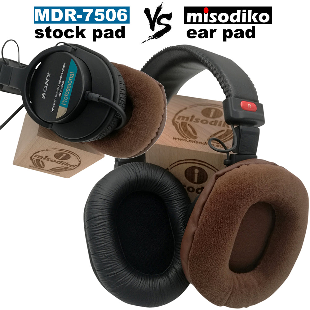misodiko Replacement Velour Cushions Ear Pads - for Audio