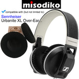 misodiko Replacement Ear Pads Cushion Kit - for Sennheiser Urbanite Wireless/ Wired | Headphones Repair Parts Earpads