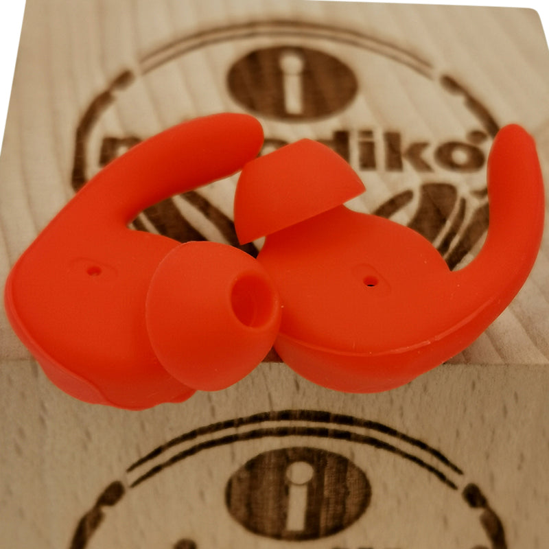 misodiko Silicone Earphones Earbuds Tips Replacement for Honor xSport AM61 Sports Headset