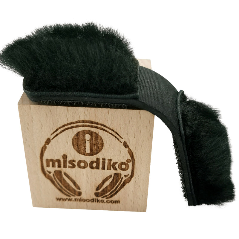 misodiko Headband Pads Kit Replacement for Bose A20 Aviation Headset X A10, Headphones Repair Parts Headband