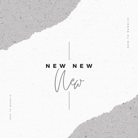 NEW TO MARNIIE