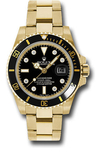 Rolex Oyster Perpetual Submariner Date 116618 bkd