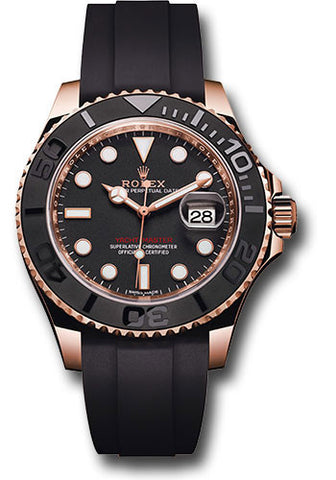 Rolex Yacht-Master 40mm Mens Watch 116655