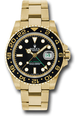 Rolex GMT Master II Mens Watch 116718LN