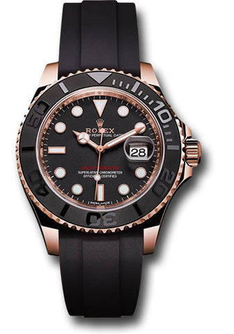 Rolex Yacht-Master 37mm Mens Watch 268655