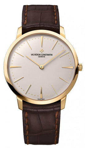 Vacheron Constantin Patrimony Grand Taille 40mm Mens Watch 81180/000j-9118