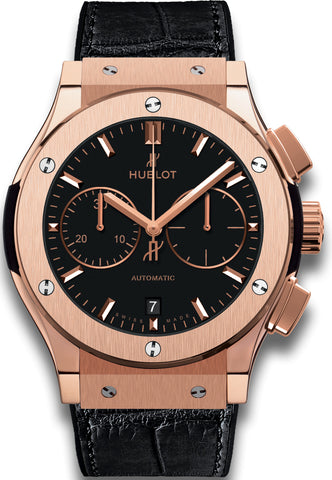 Hublot Classic Fusion Chronograph 45mm Mens Watch 521.ox.1181.lr