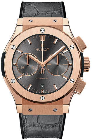 Hublot Classic Fusion Chronograph 45mm Mens Watch 521.ox.7081.lr