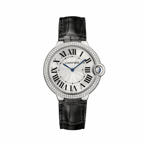 Cartier Ballon Bleu 40mm Mens Watch we902056