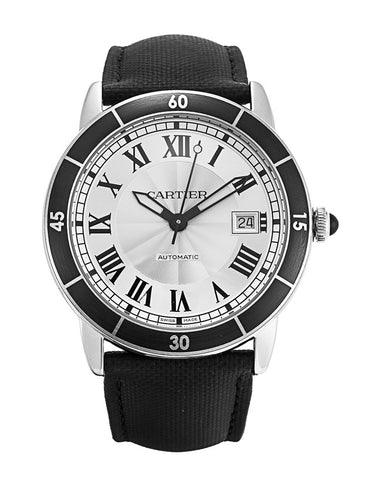 Cartier Ronde Croisiere De Cartier Mens Watch wsrn0002