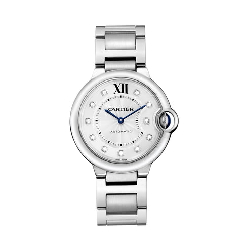 Cartier Ballon Bleu 36mm Ladies Watch we902075