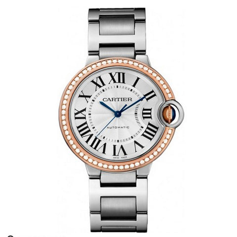 Cartier Ballon Bleu 36mm Ladies Watch we902081