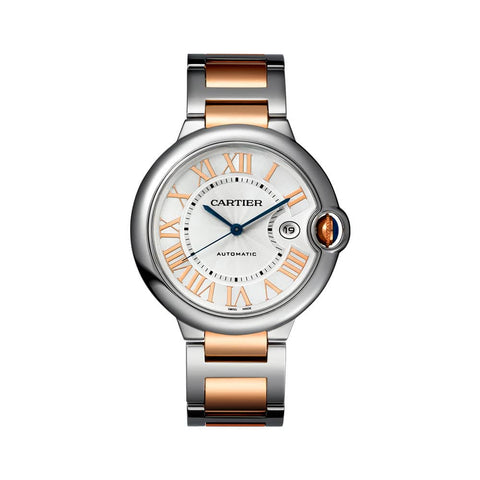 Cartier Ballon Bleu 42mm Mens Watch w6920095