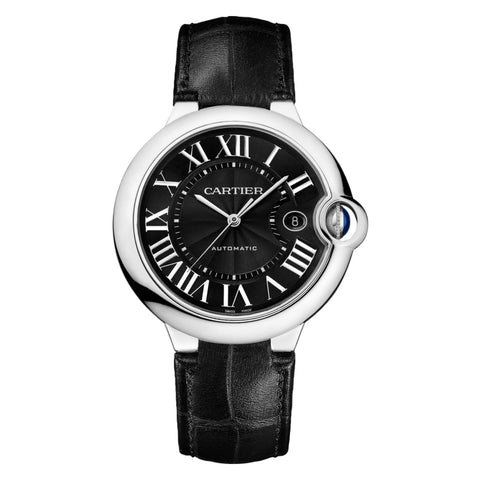 Cartier Ballon Bleu 42mm Mens Watch wsbb0003
