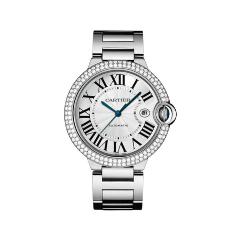 Cartier Ballon Bleu 42mm Mens Watch we9009z3