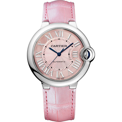 Cartier Ballon Bleu 36mm Ladies Watch wsbb0007