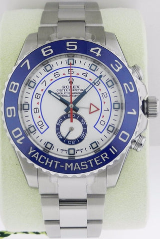PRE-OWNED Rolex Oyster Perpetual Yacht-Master II Men's Watch 116680